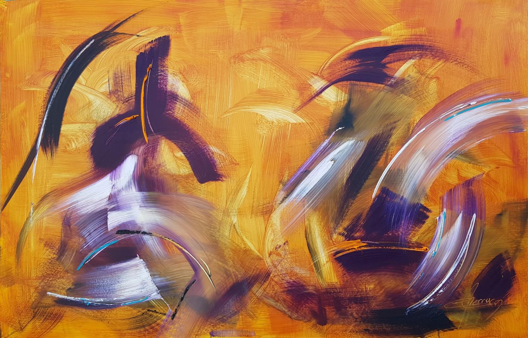 Martial Perrucon - La danse